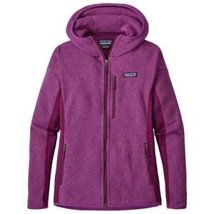 Patagonia Performance Better Sweater Hoody Womens in Ikat Purple