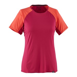 Patagonia Cap LW T-Shirt Womens in Craft Pink