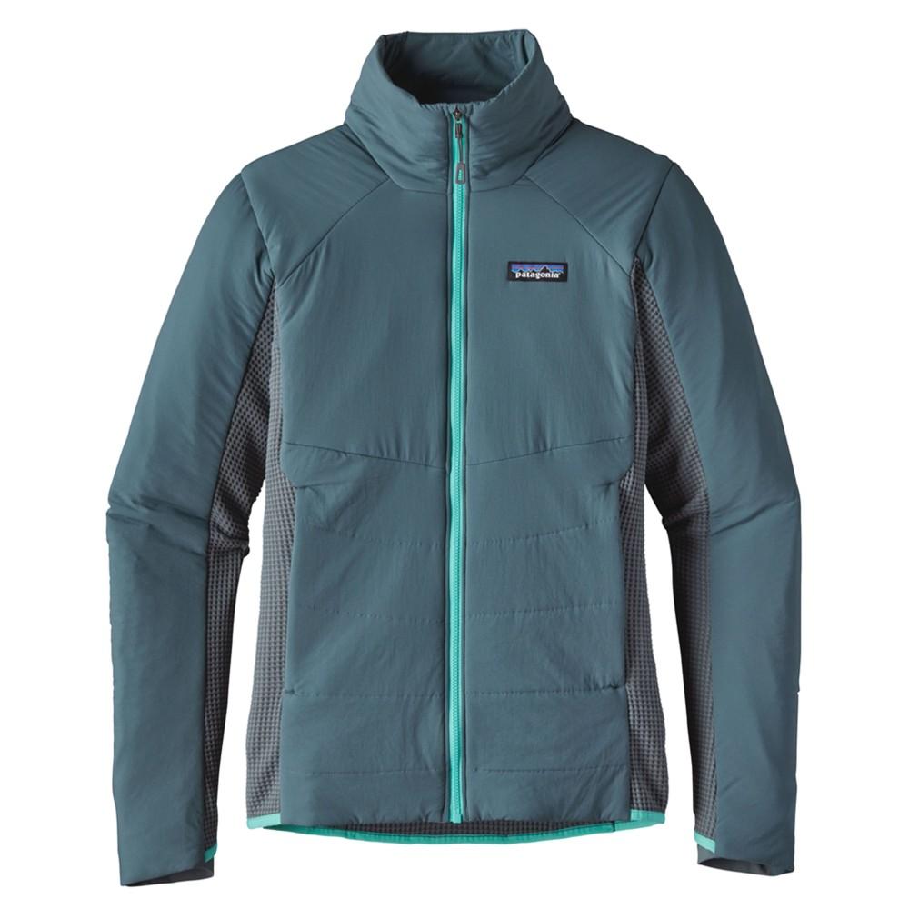 Patagonia Nano-Air Light Hybrid Jacket Womens Nouveau Green