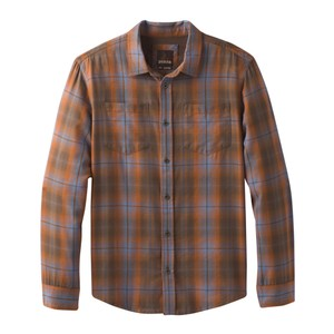 Prana Holton Plaid Mens