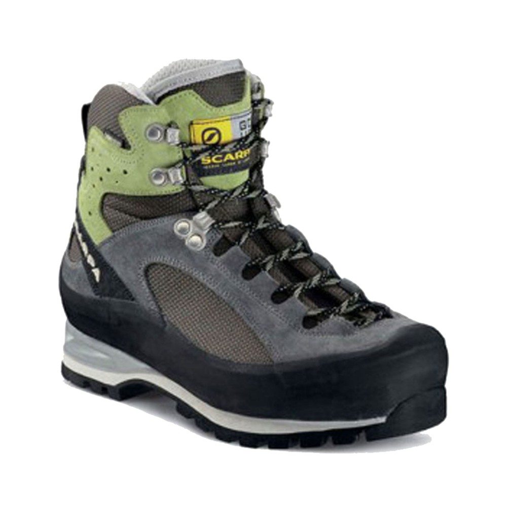 Scarpa Cristallo Lady GTX Womens Smoke/Mint