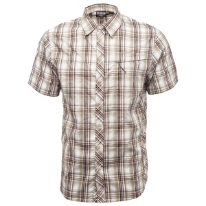 Sherpa Terai SS Shirt Mens in Gurkha Green