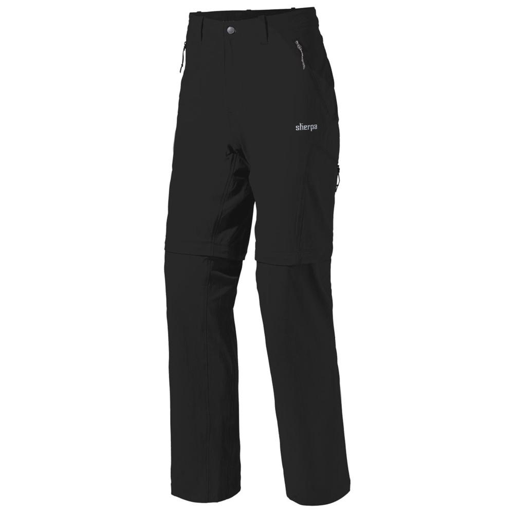 Sherpa Khumbu Convertible Pant Mens Black