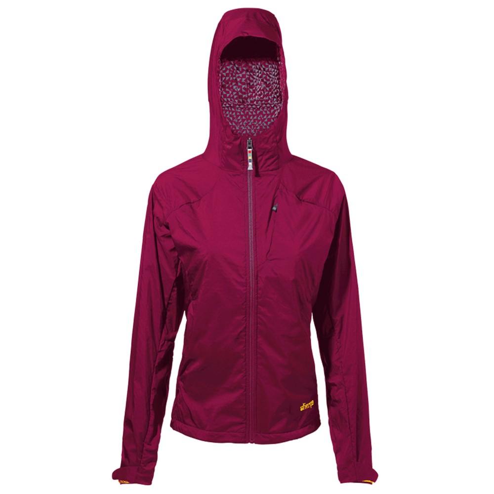 Sherpa Tufan Jacket Womens Tika Pink/Nimbu