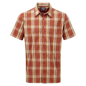 Sherpa Seti SS Shirt Mens in Geelo Clay