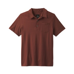 Prana Adder Polo Mens