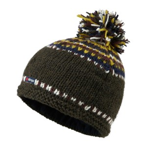 Sherpa Ganden Hat in Juniper