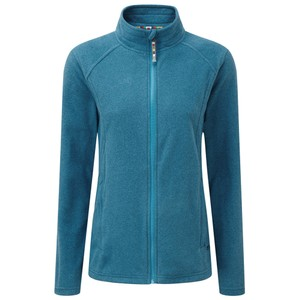 Sherpa Karma Jacket Womens in Blue Tara Heather