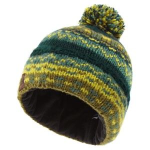 Sherpa Sabi Hat in Rathna green