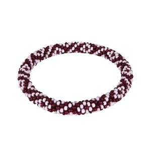 Sherpa Mayalu Two Color Roll On Bracelet in Tongba/Geelo
