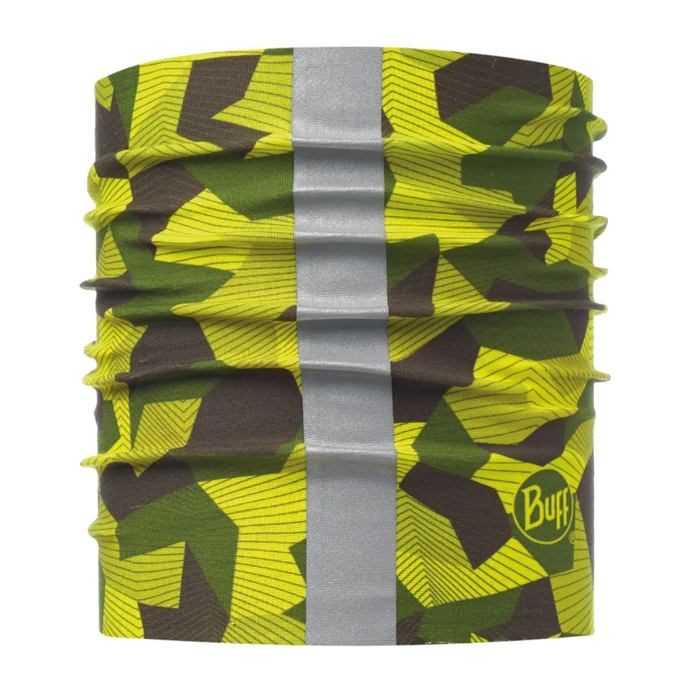 Buff New Dog R-Block Camo Green