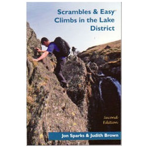 Cordee Scrambles & Easy Climbs Lake District