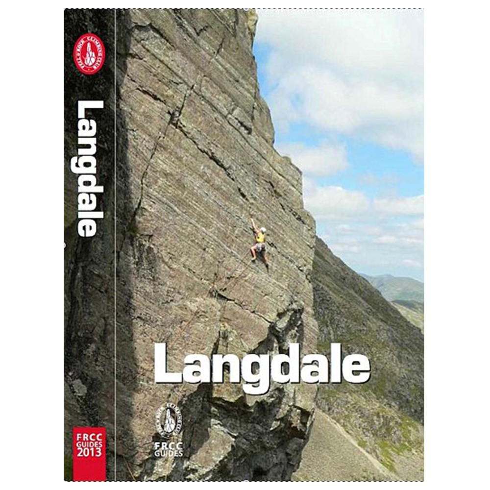 Cordee Langdale FRCC Climbing Guide N/A