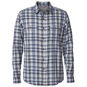 Royal Robbins Vista Dry Plaid LS Mens