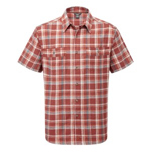 Royal Robbins Shasta Plaid SS