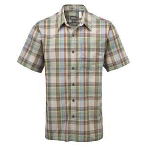 Royal Robbins Sambora Plaid SS Mens