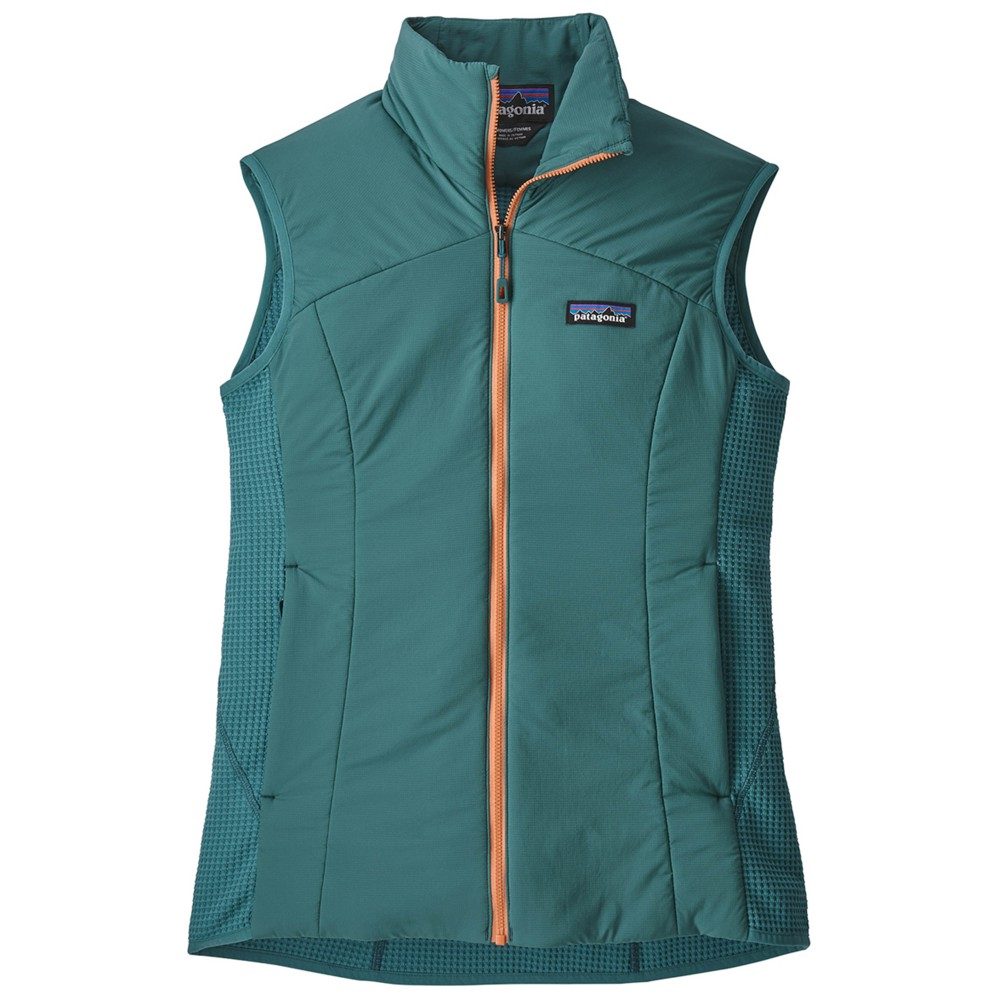 Patagonia Nano-Air Light Hybrid Vest Womens Tasmanian Teal