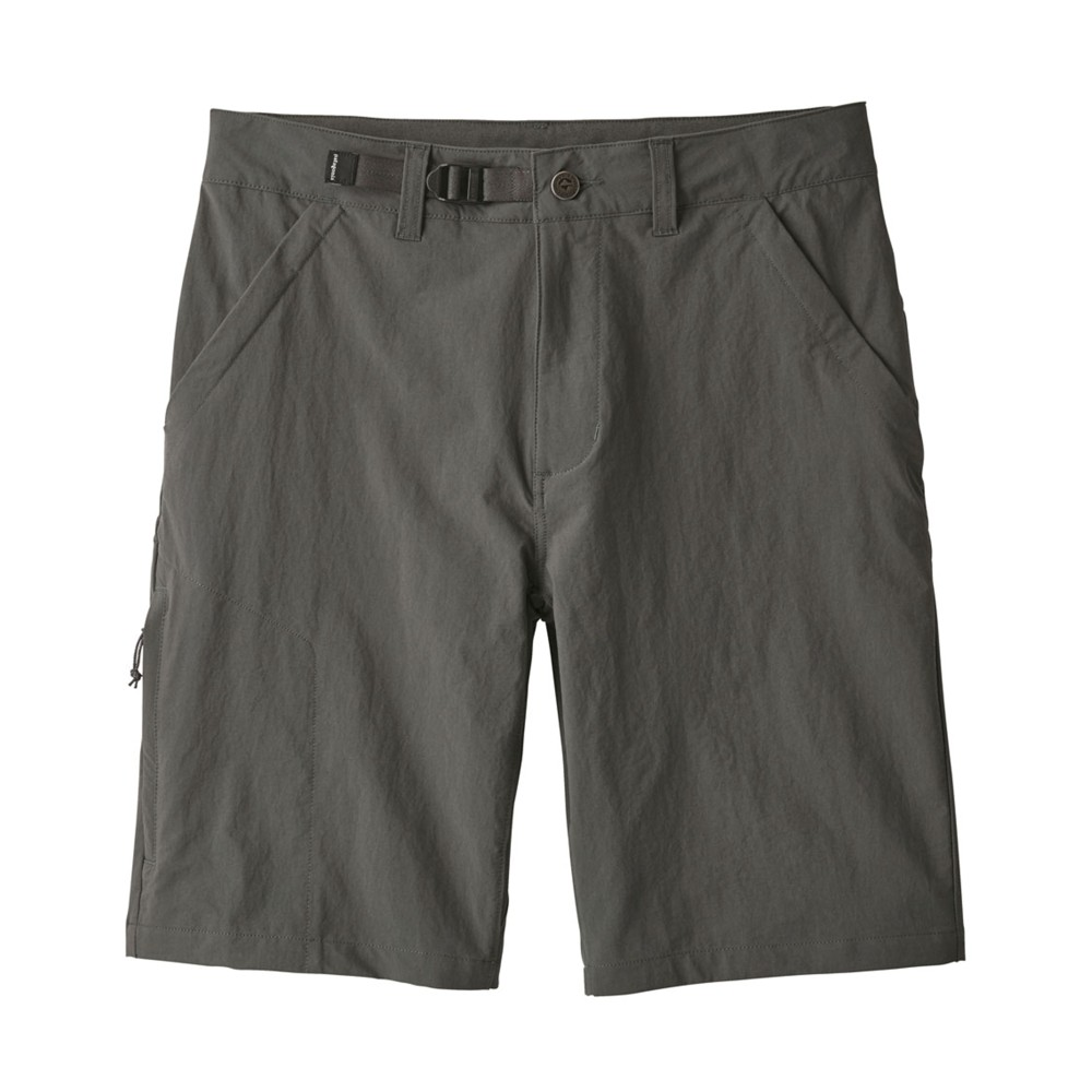 Patagonia Stonycroft Shorts 10 in Mens Forge Grey