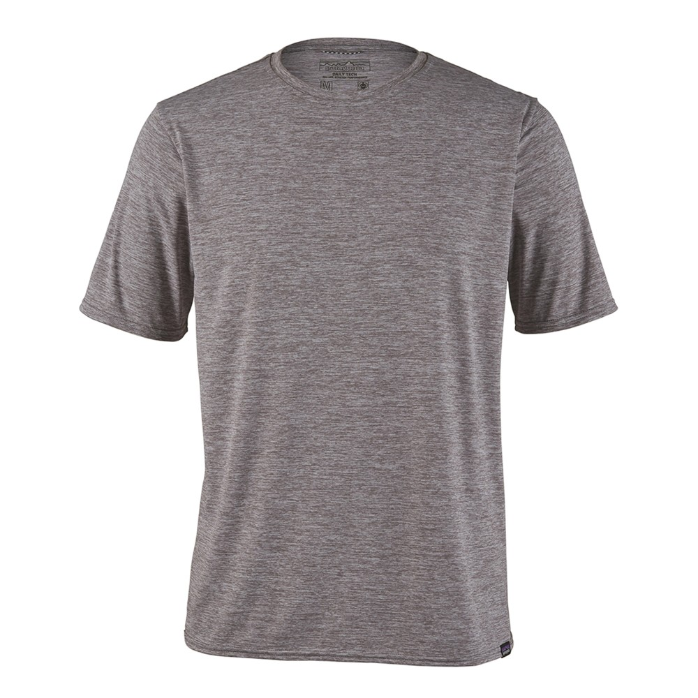 Patagonia Cap Cool Daily Shirt Mens Feather Grey