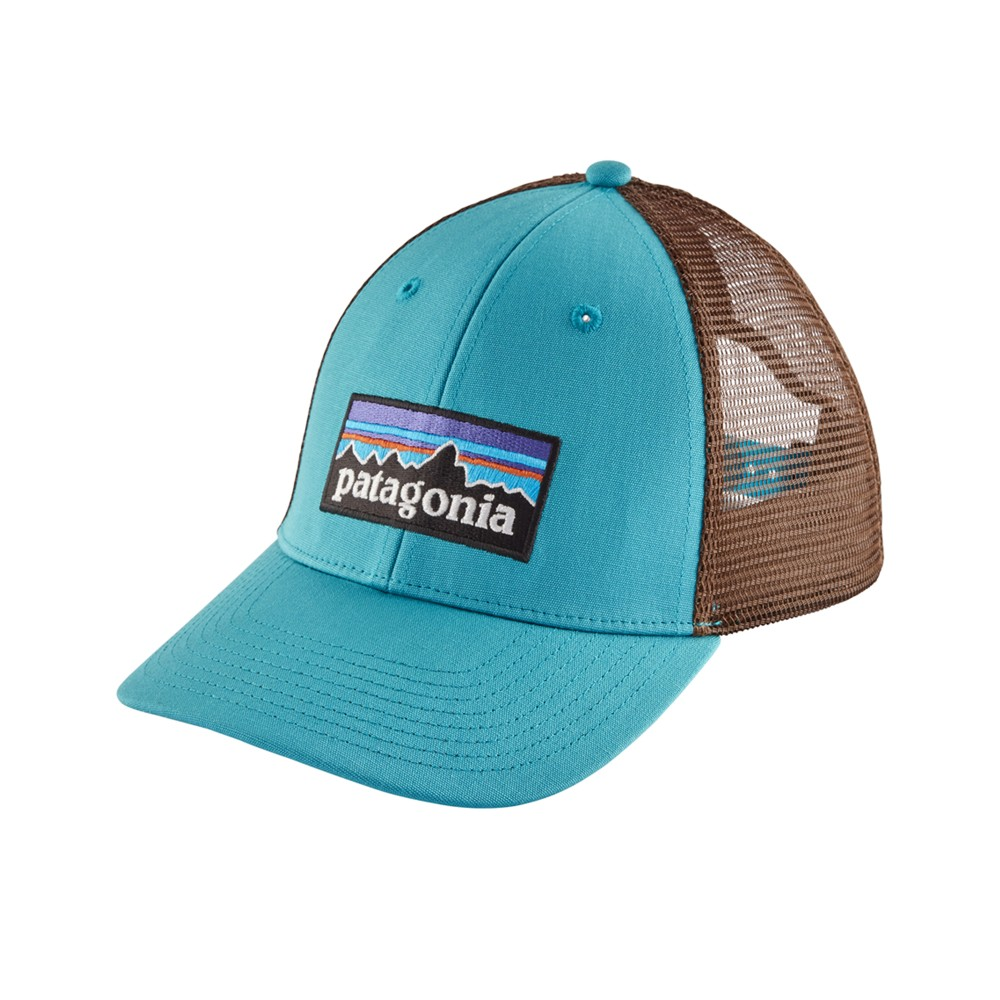 57279fe2c55cdd Patagonia P-6 Logo LoPro Trucker Hat - The Epicentre, UK