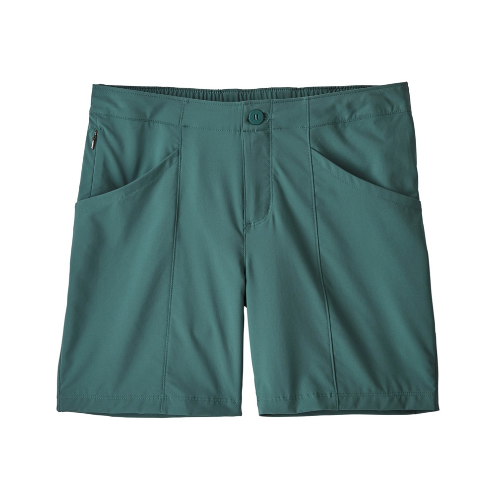 Patagonia High Spy Shorts 6 in Womens Tasmanian Teal