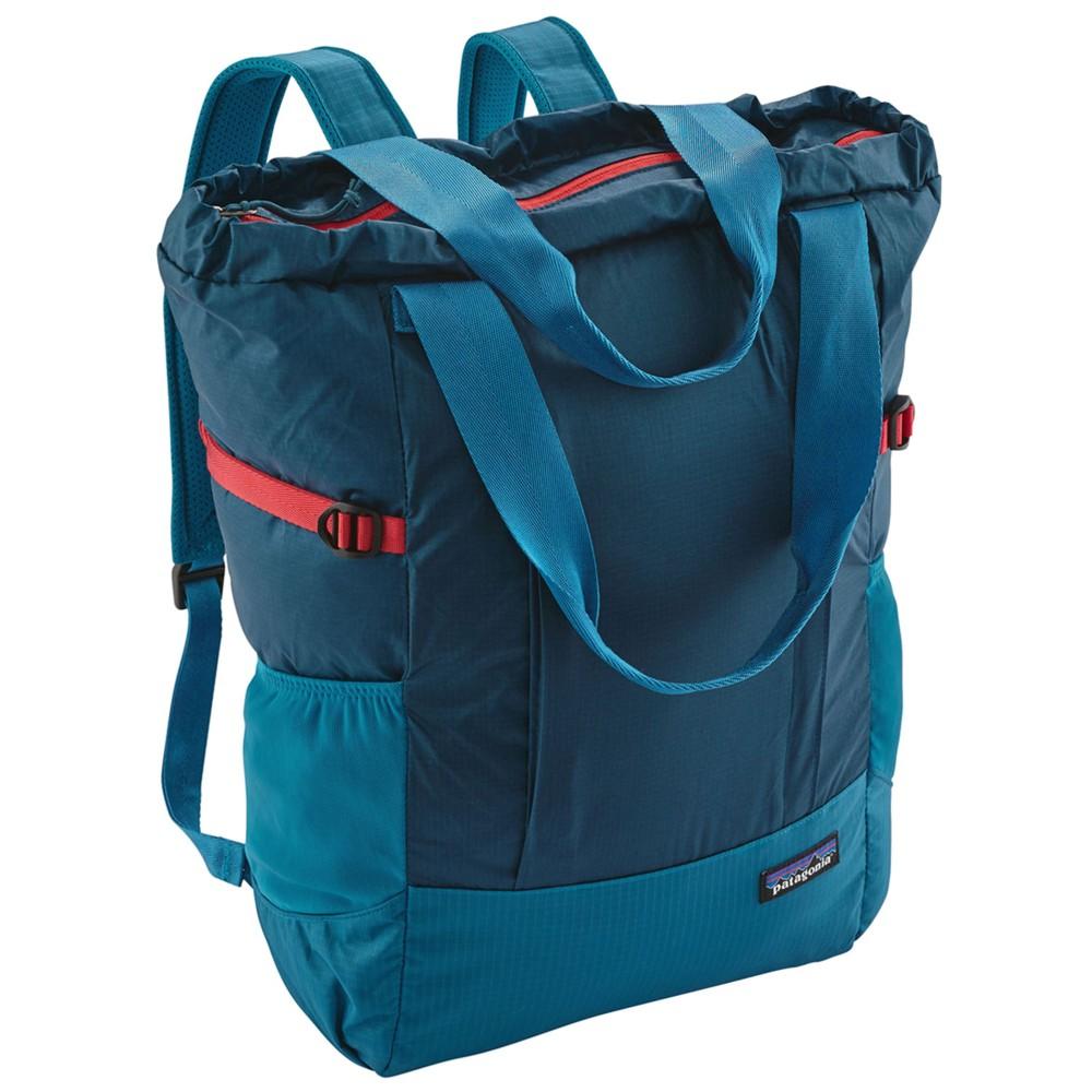 Patagonia LW Travel Tote Pack Big Sur Blue