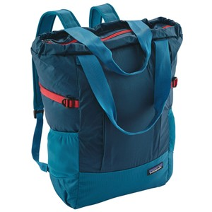Patagonia LW Travel Tote Pack in Big Sur Blue