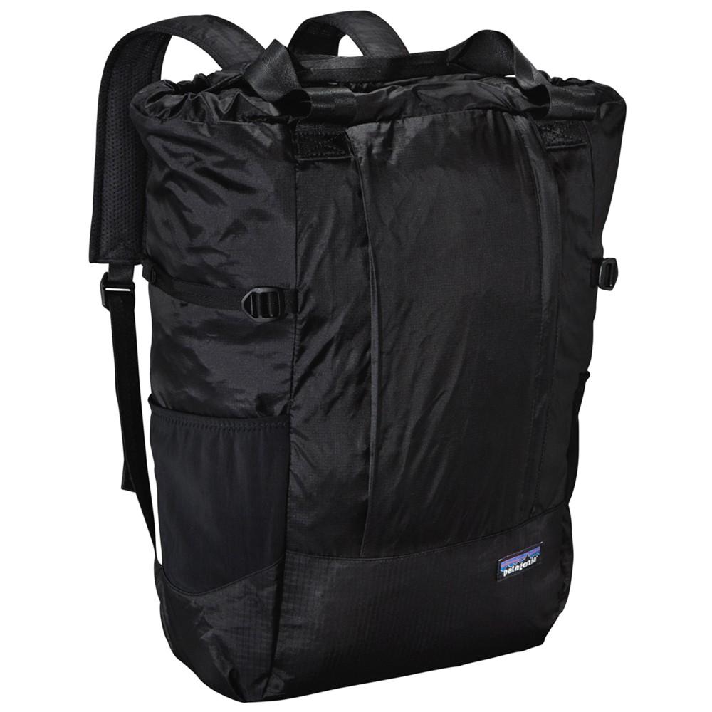 Patagonia LW Travel Tote Pack Black