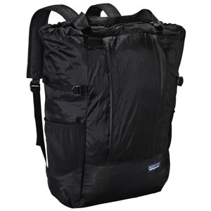Patagonia LW Travel Tote Pack in Black