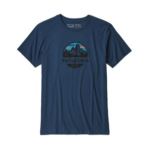 Patagonia Fitz Roy Scope Organic T-Shirt Mens