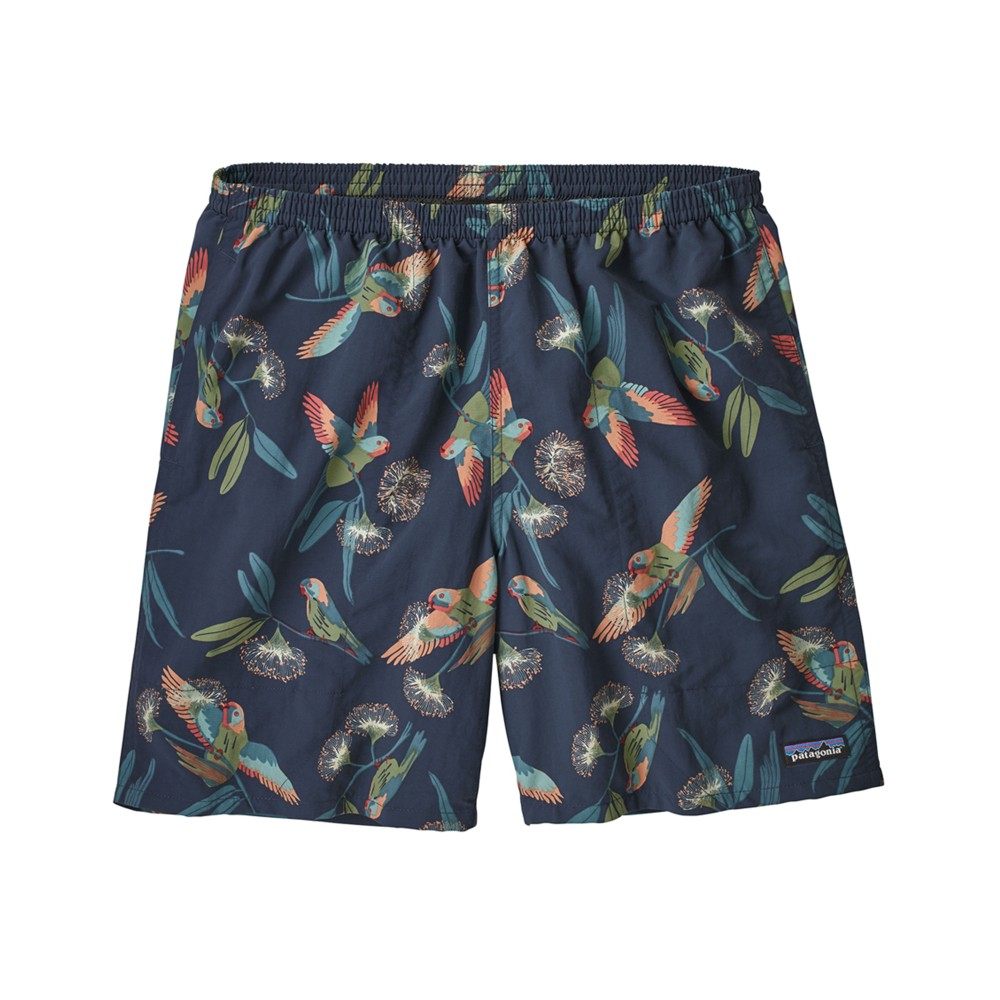 Patagonia Baggies Longs 7 in Mens Parrots:Stone Blue