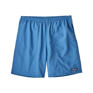 Patagonia Baggies Longs 7 in Mens in Port Blue