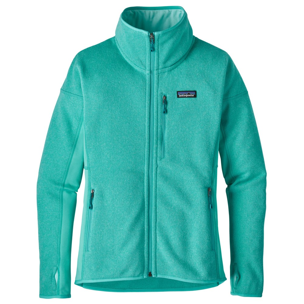 Patagonia Performance Better Sweater Jacket Womens Bend Blue