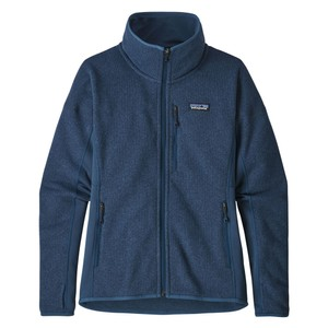 Patagonia Performance Better Sweater Jacket Womens in STONE BLUE
