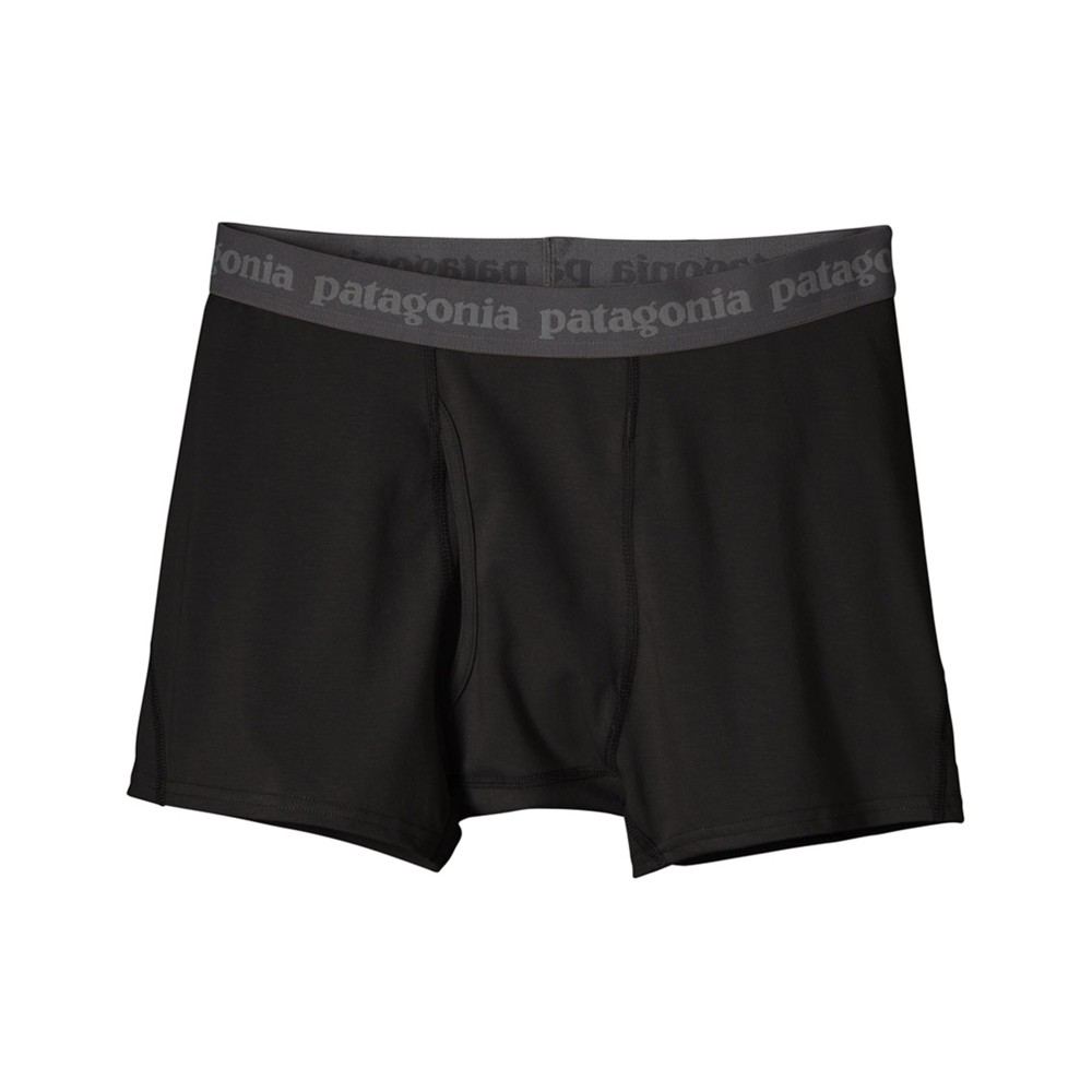 Patagonia Everyday Boxer Briefs Mens Black