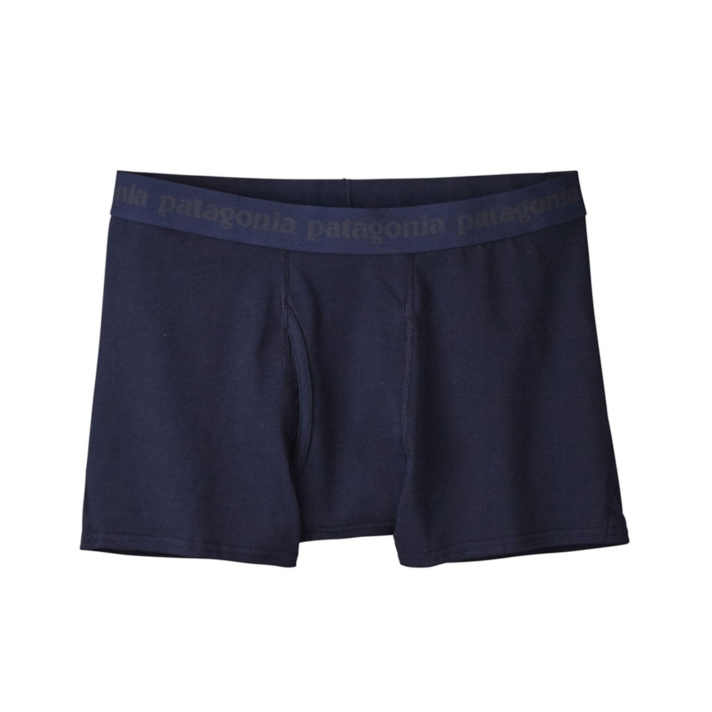 Patagonia Everyday Boxer Briefs Mens Navy Blue