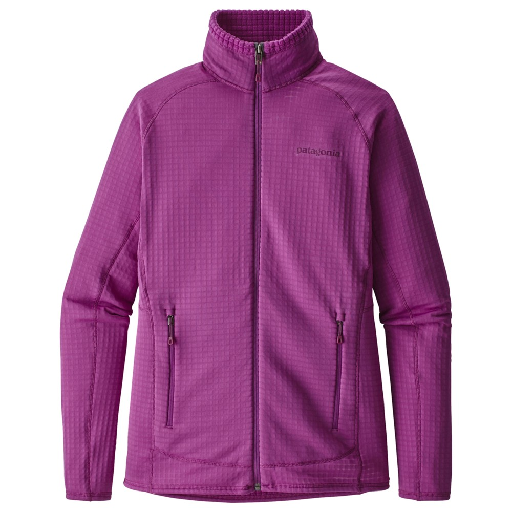 Patagonia R1 Full-Zip Jacket Womens Ikat Purple