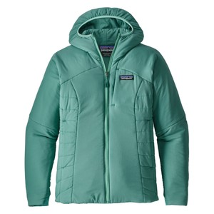 Patagonia Nano-Air Hoody Womens in Beryl Green