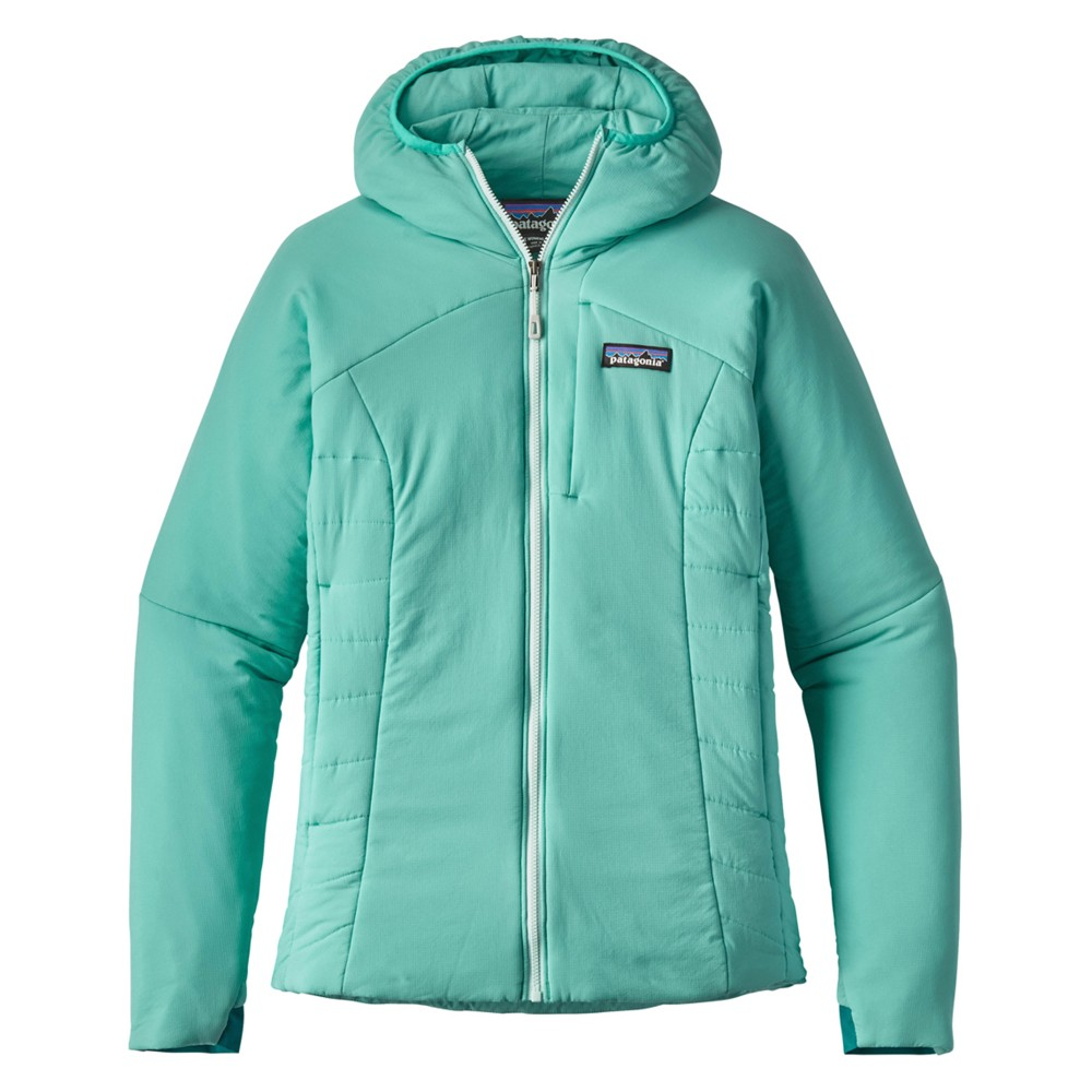 Patagonia Nano-Air Hoody Womens Strait Blue