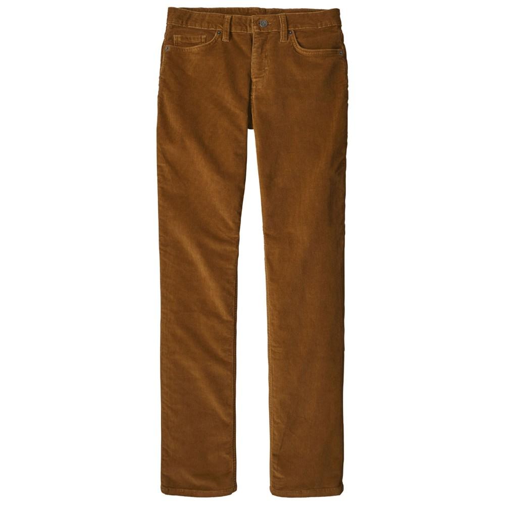 Patagonia Corduroy Pants - Regular  Fit Womens Bence Brown