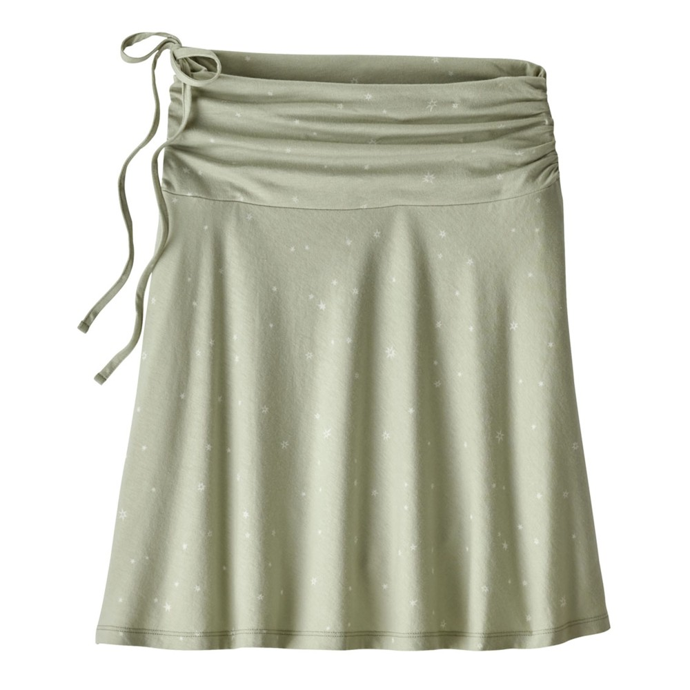 Patagonia Lithia Skirt Womens Mica Pop-Desert Sage