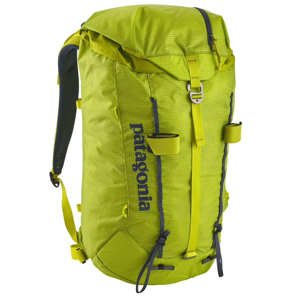 Patagonia Ascensionist 30L Light Gecko Green