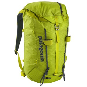 Patagonia Ascensionist 30L in Light Gecko Green