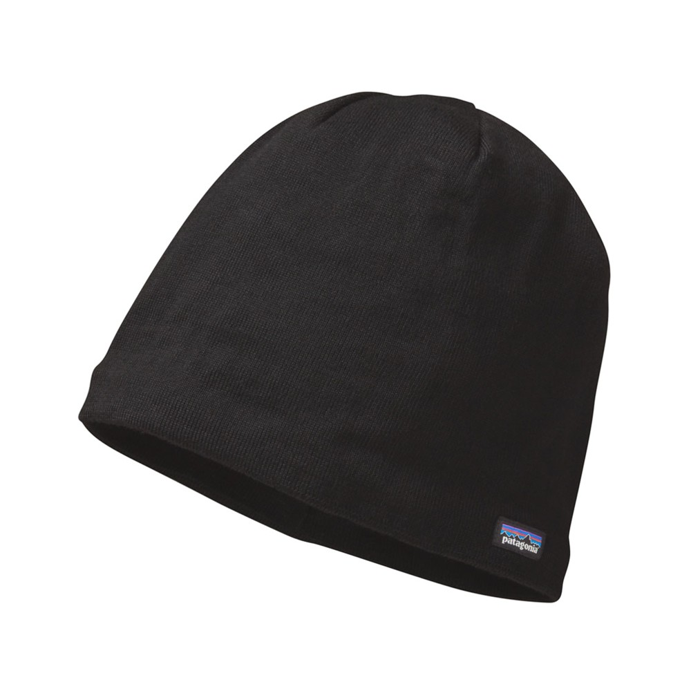 Patagonia Beanie Hat Black