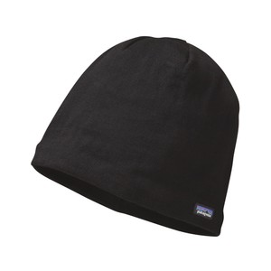Patagonia Beanie Hat in Black