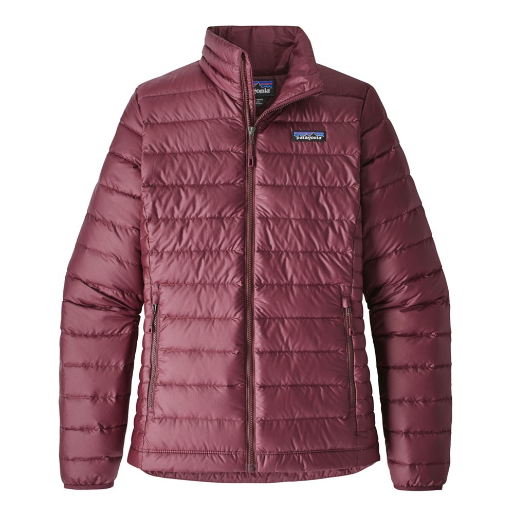 Patagonia Down Sweater Womens Dark Currant