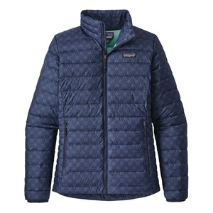 Patagonia Down Sweater Womens in Solar Pow:Beryl Green