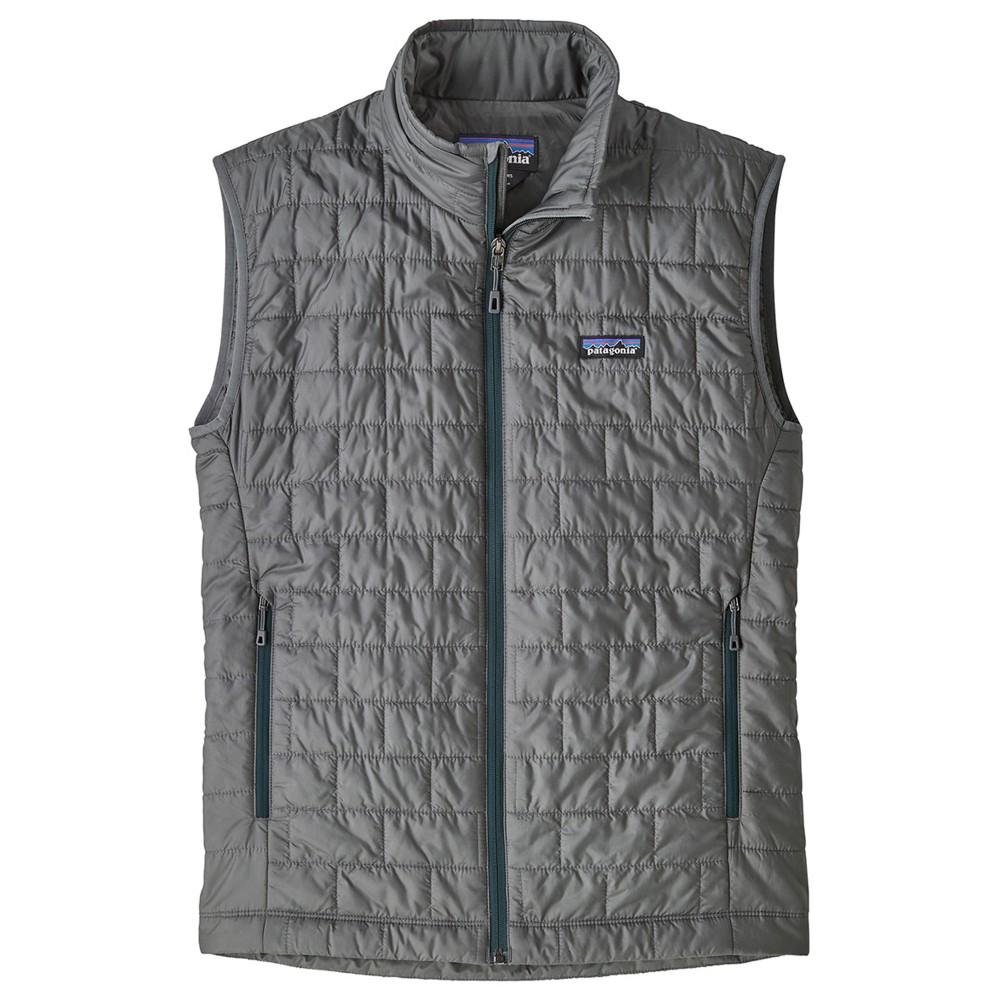 Patagonia Nano Puff Vest Mens Cave Grey