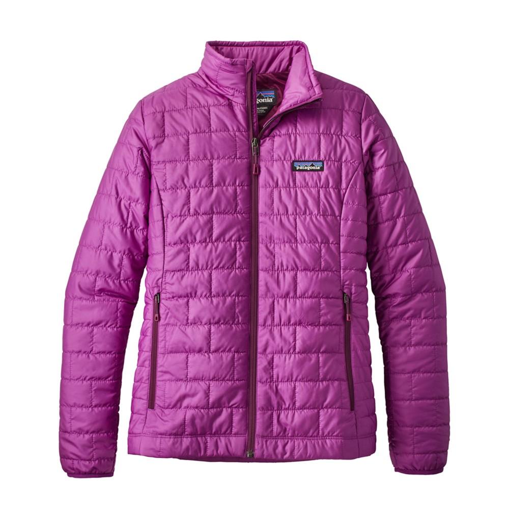 Patagonia Nano Puff Jacket Womens Ikat Purple