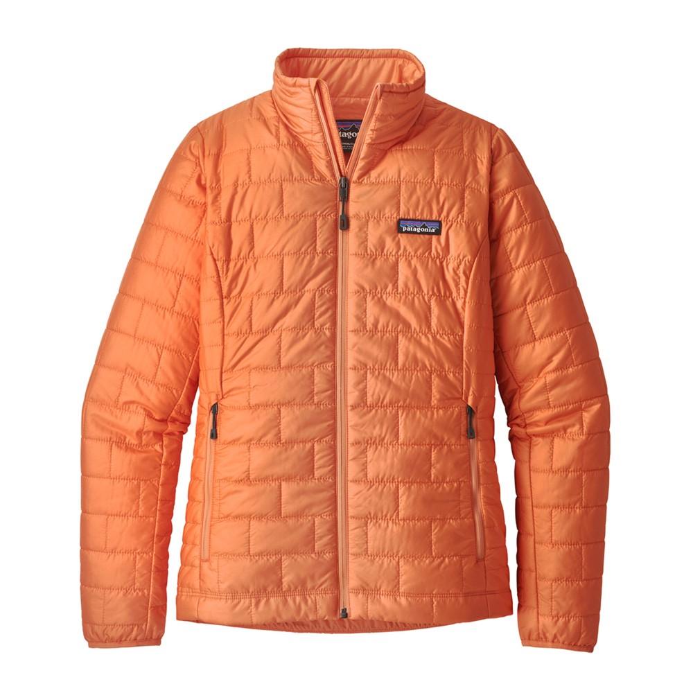 Patagonia Nano Puff Jacket Womens Peach Sherbet